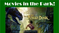 Movie in the Park- The Jungle Book (2016)