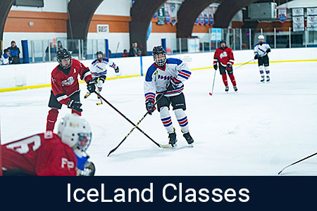 iceland classes